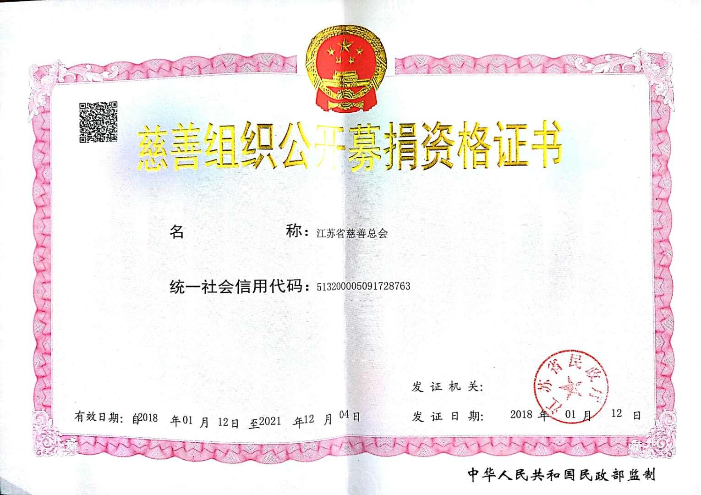 慈善组织公开募捐资格证书 .jpg