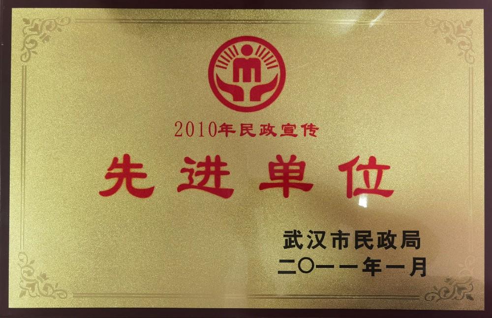 2010年市民政局民政宣传先进单位.jpg