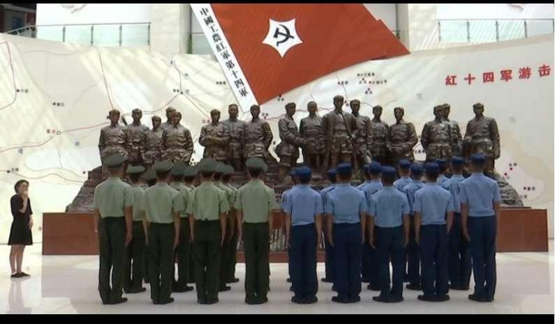 红色档案丨走进南通革命老区:红十四军